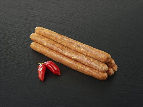 Saucisse au piment d'Espelette