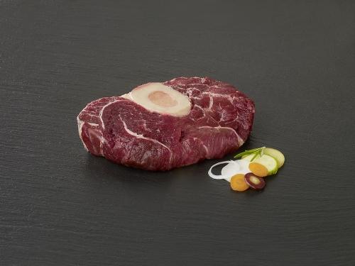 Jarret de bœuf avec os